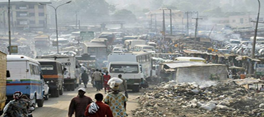 4 of the world's polluted cities are in Nigeria – WHO