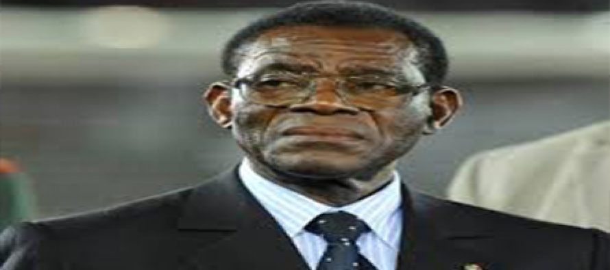 Equatorial Guinea  president appoints son VP