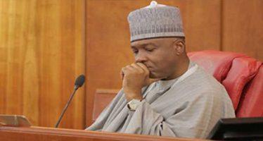 Senate President's house burgled, arrests NSCD officials