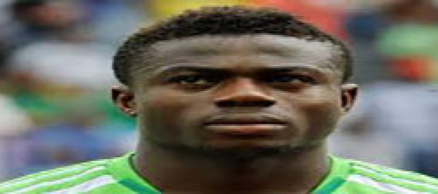 Super Eagles player Moses Simon's sister dies during childbirth