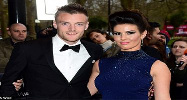 Leicester fans blame Jamie Vardy's wife for hubby's impending move to Arsenal