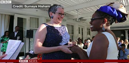 OrijoReporter.com, Desmond Tutu's daughter