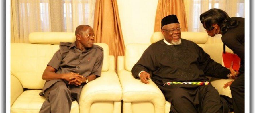 Oshiomhole repeatedly boasts he wants to be the Tinubu of Edo – Ikimi