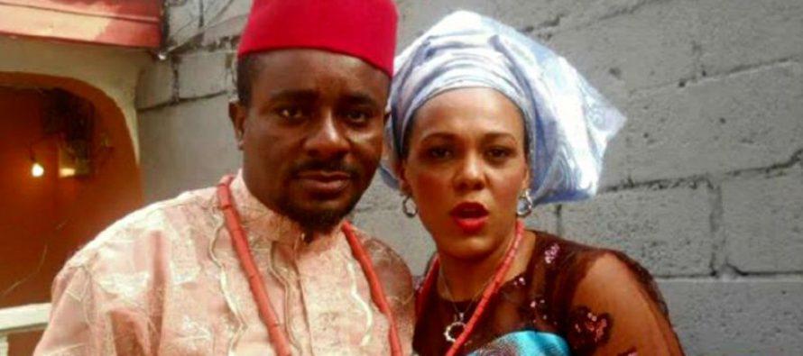 Nollywood actor, Emeka Ike, stops wife's divorce suit