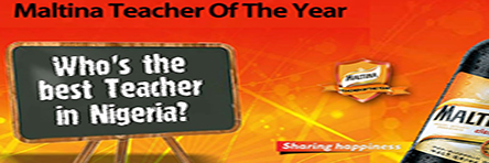OrijoReporter.com, maltina teacher of the year