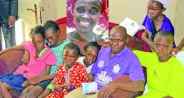 I used to be a Muslim, says Husband of murdered Redeemed church preacher