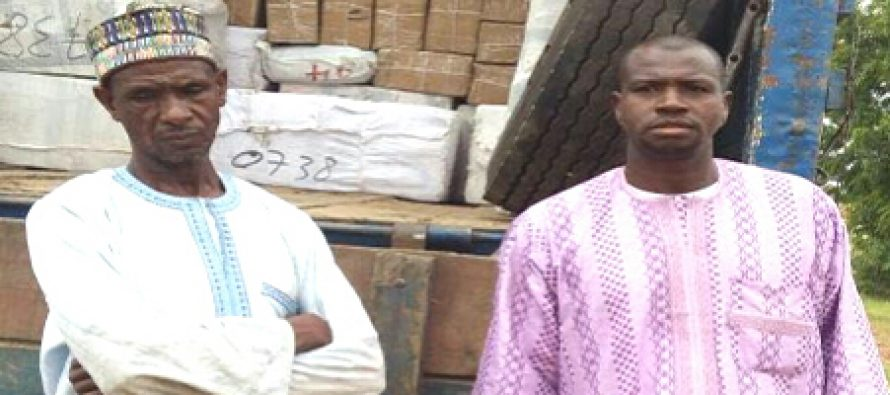 Boko Haram's fuel suppliers arrested