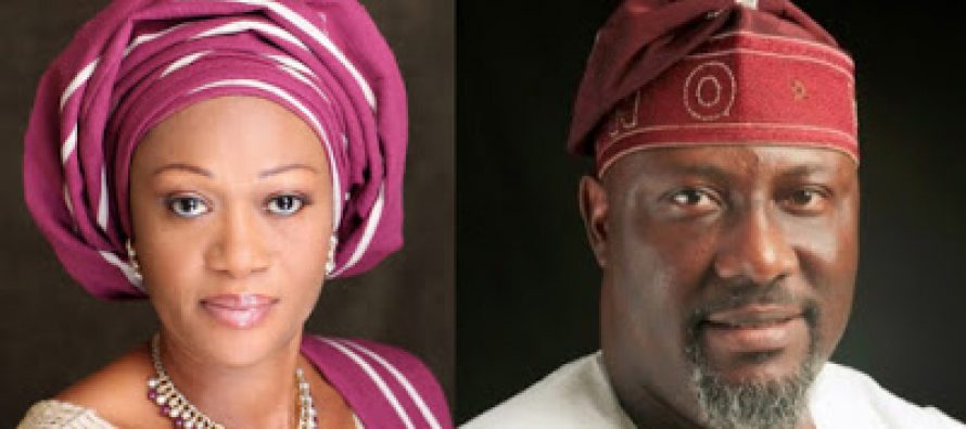 Oluremi Tinubu accuses Dino Melaye of killing House of Reps member, seeks police protection