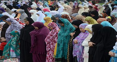 Eid prayer cancelled in part of UK over racial tension