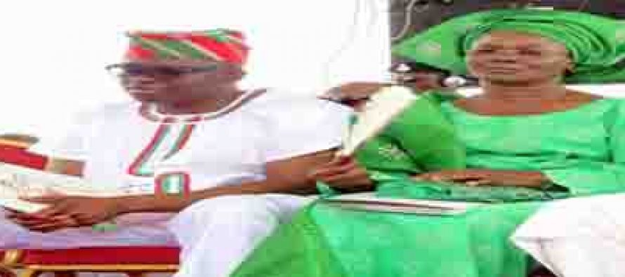 My wife told me to fight Buhari – Fayose