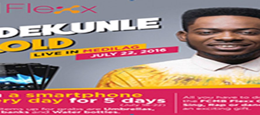 Flexx hub, fun banking arena for youths opened