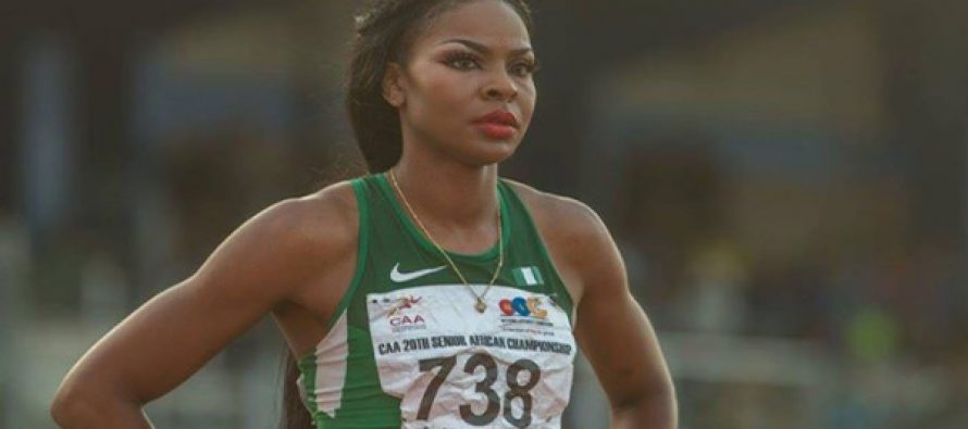 Olympics-bound Nigerian athlete begs for money on internet