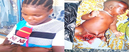 OrijoReporter.com, step-mother cuts off stepson's genital