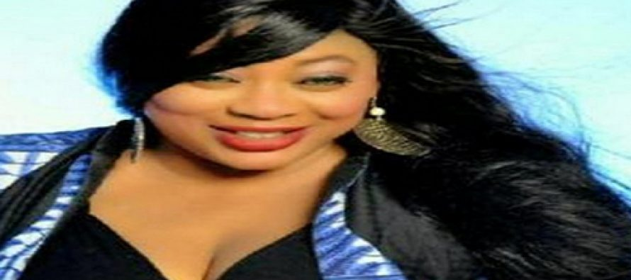Ayo Adesanya says her eyes get her roles