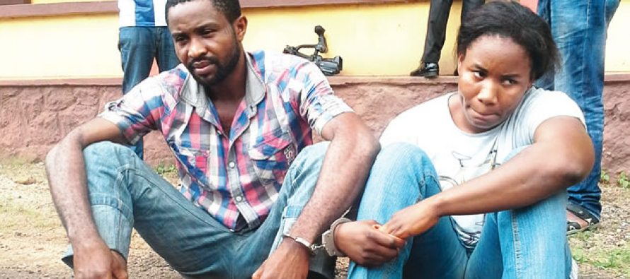 Husband kills wife's lover after he caught them on matrimonial bed