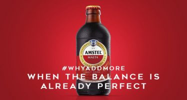 Amstel Malta debuts with 'Why Less is More'