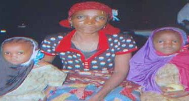 Housemaid steals boss's children, turns them to beggars