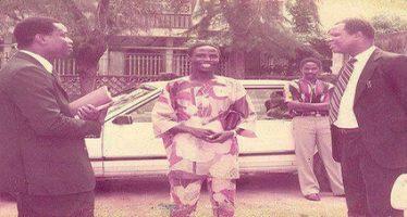 Pastors Adeboye, Bakare's Throwback pic shows their transformation