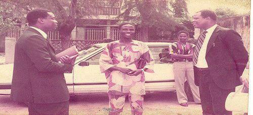 OrijoReporter.com, Pastors Adeboye, Tunde Bakare's Throwback pic