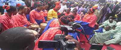 OrijoReporter.com, Goldberg backs Udiroko festival