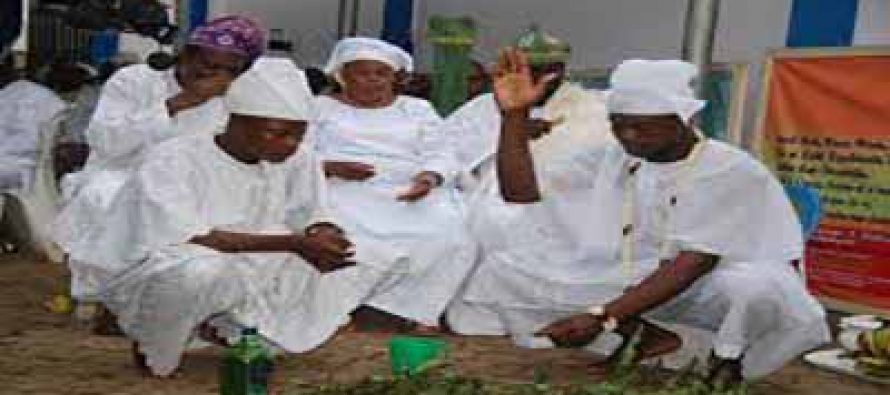 Osun declares Monday public holiday for traditional worshippers' festival