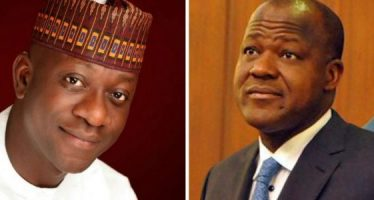 C'mmite chairmen take oath before Omisore – Jibrin