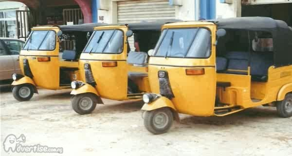 OrijoReporter.com, tricycle operators