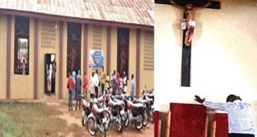 'Jesus-like image' appears in Benue church – Report