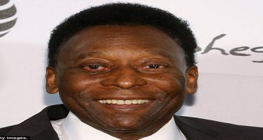 Why Pele didn't light Olympic torch