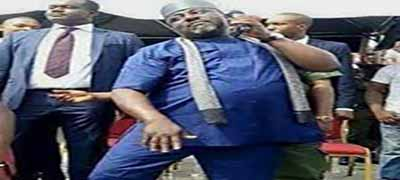 OrijoReporter.com, Gov. Rochas Okorocha attacked by ghost