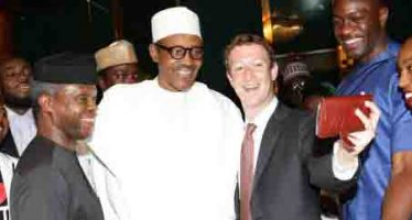 Successful Nigerians are not like you – Buhari tells  atheist Facebook founder