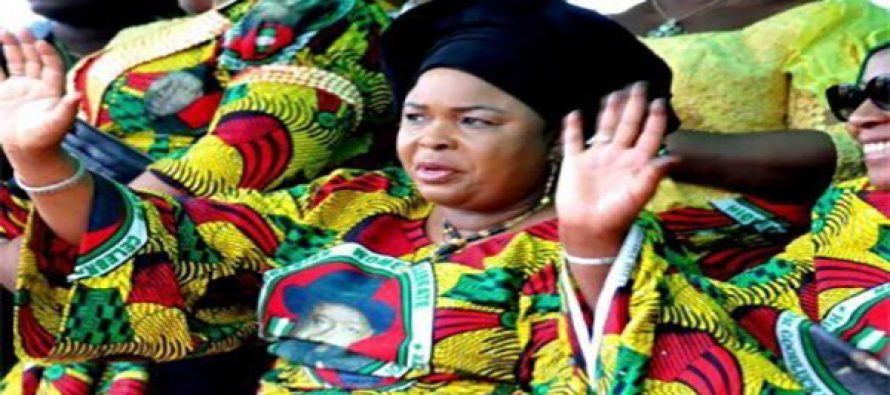 Patience Jonathan's $15.5m: Drama as defendants seek to change pleas
