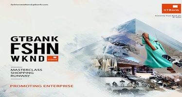 GTBank Fashion Weekend announced
