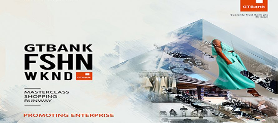 GTBank Fashion Weekend announced