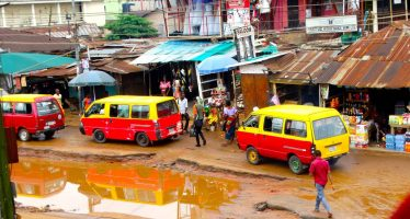 Commercial bus drivers declare support for Obaseki
