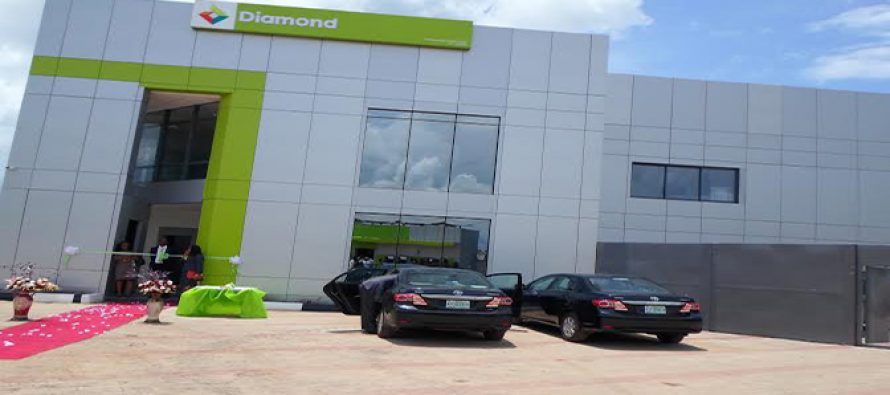Diamond Bank reinforces business strategy