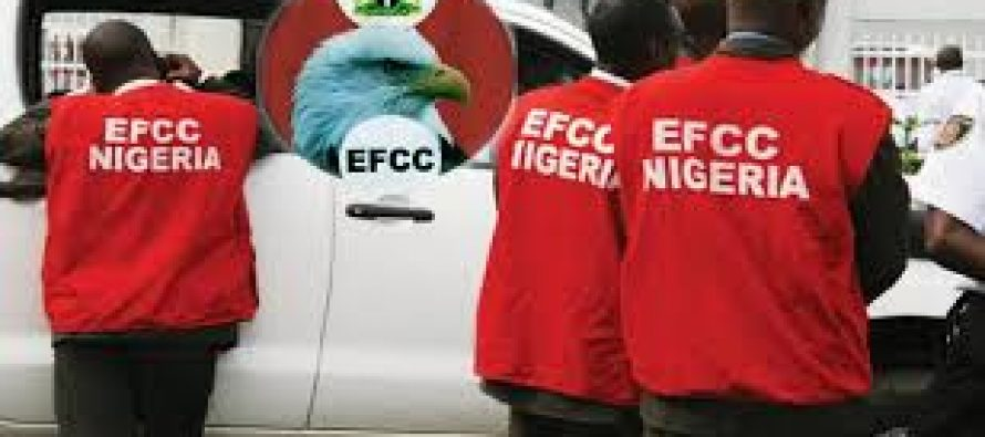 EFCC driver arrested for burglary