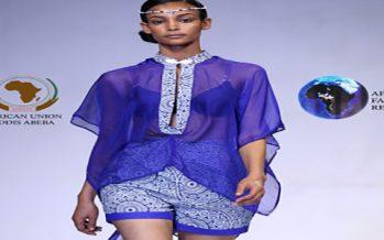 AU hosts Africa fashion reception