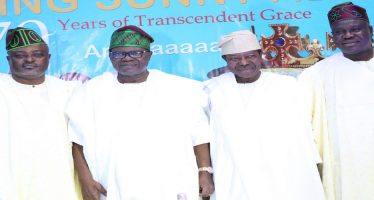 Lagos Speaker Obasa Chairs Sunny Ade's 70th Birthday