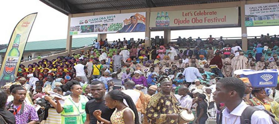 Awujale commends Goldberg's support for Ojude Oba Festival