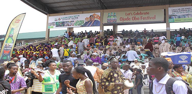 OrijoReporter.com, Goldberg's support for Ojude oba festival