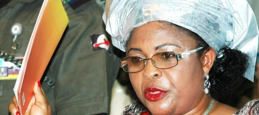 Patience Jonathan is a senior citizen – Lawyer