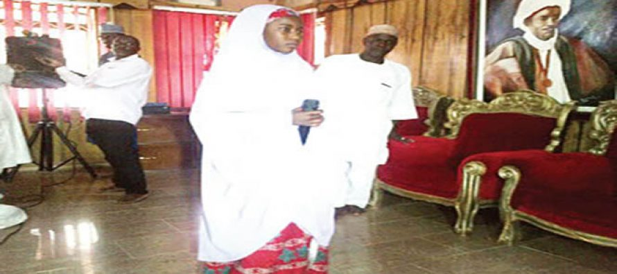 14-year-old Habiba Isa is emir of Katsina's wife – Emirate Council