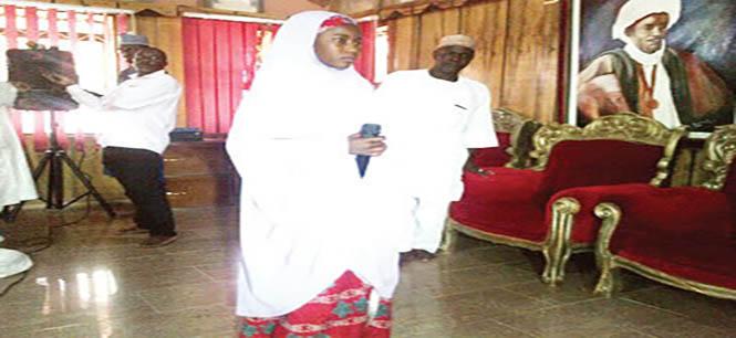 OrijoReporter.com, emir of Katsina's wife