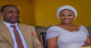 Actor Femi Adebayo vows to protect his new wife's privacy at all cost