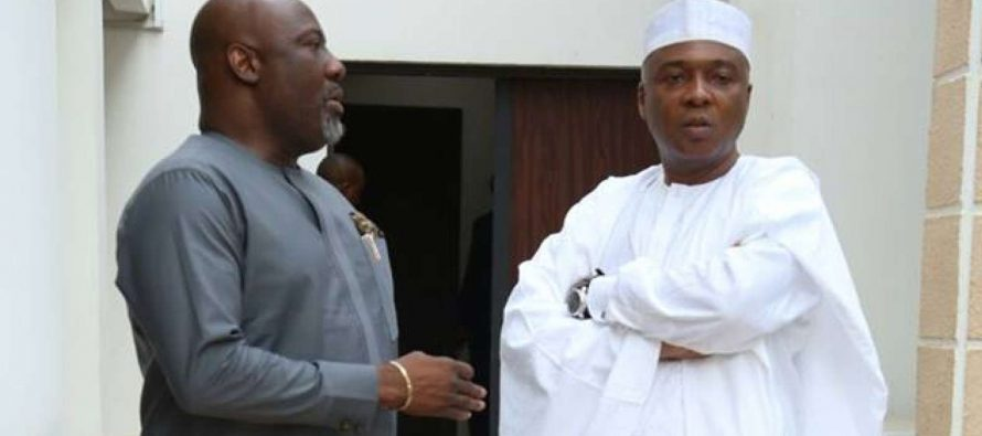 No senator must answer 'distinguished' – Dino Melaye advocates