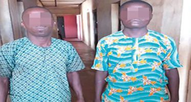 Men caught in possession of human parts, confess to money ritual