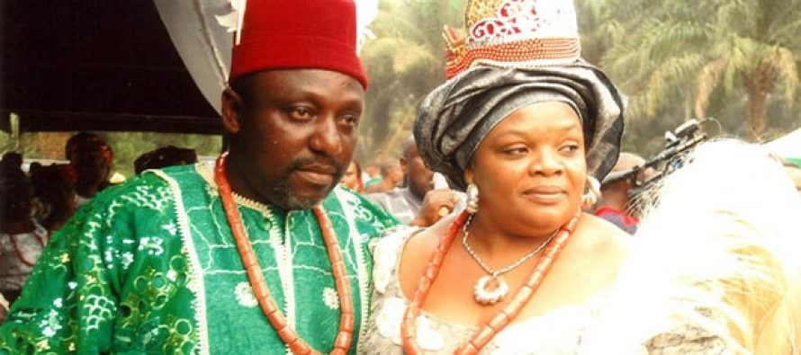 My wife, commissioners gang up against me – Okorocha