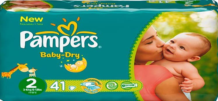 OrijoRepoter.com, Pampers nappies
