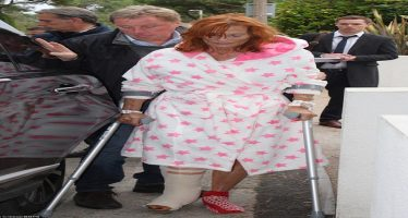 Harry Redknapp hits, seriously injures wife with Range Rover